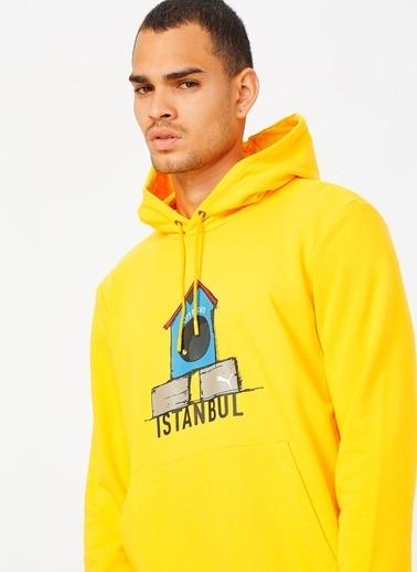Puma Ceket Sarı
